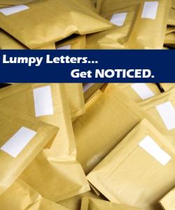 tpr lumpy letters